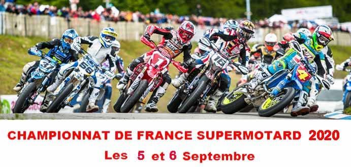 Championnat de France de Supermotard 2020