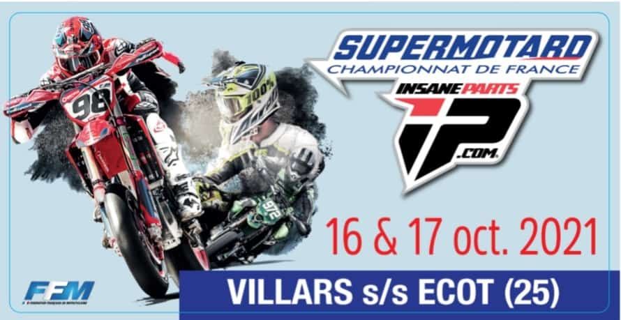 Championnat de France SUPERMOTARD 2021